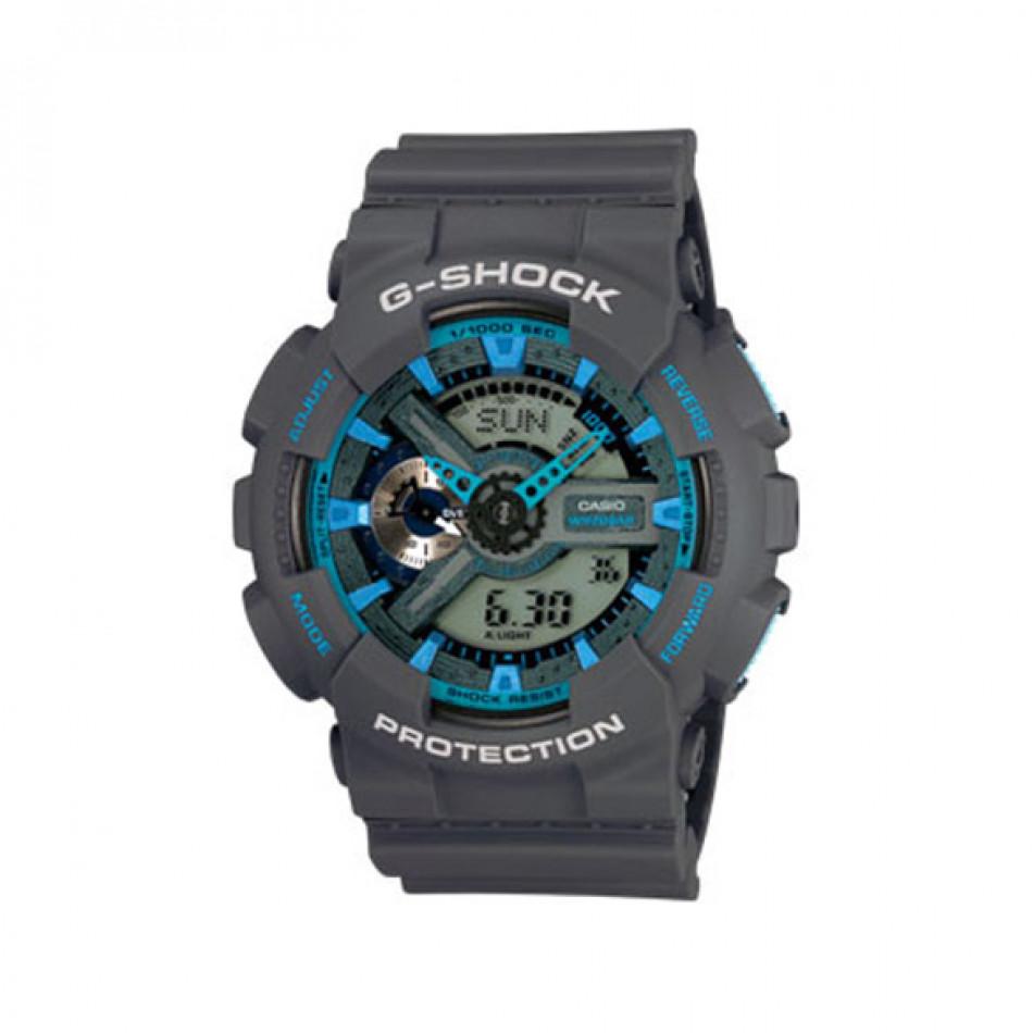 Ανδρικό ρολόι CASIO G-Shock GA-110TS-8A2ER GA110TS8A2ER