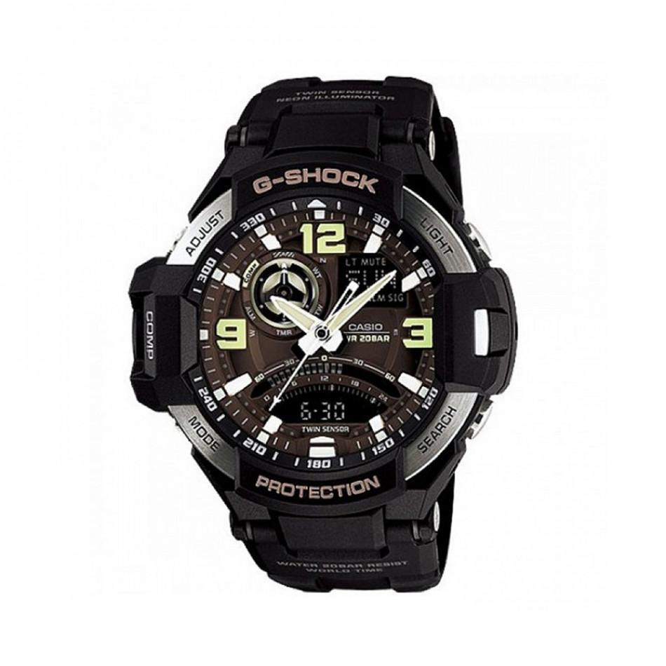 Ανδρικό ρολόι CASIO Gravitymaster G-shock GA-1000-1BER GA10001BER