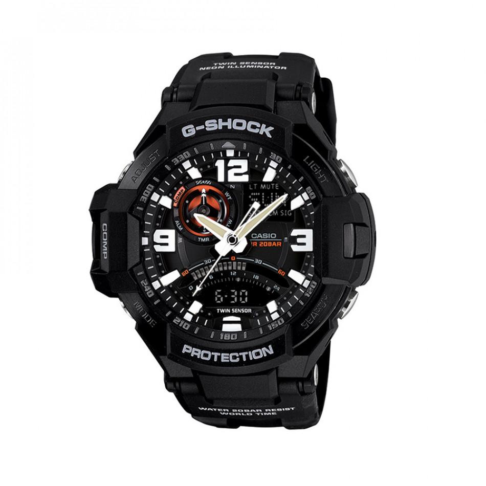 Ανδρικό ρολόι CASIO G-shock GA-1000-1AER GA10001AER