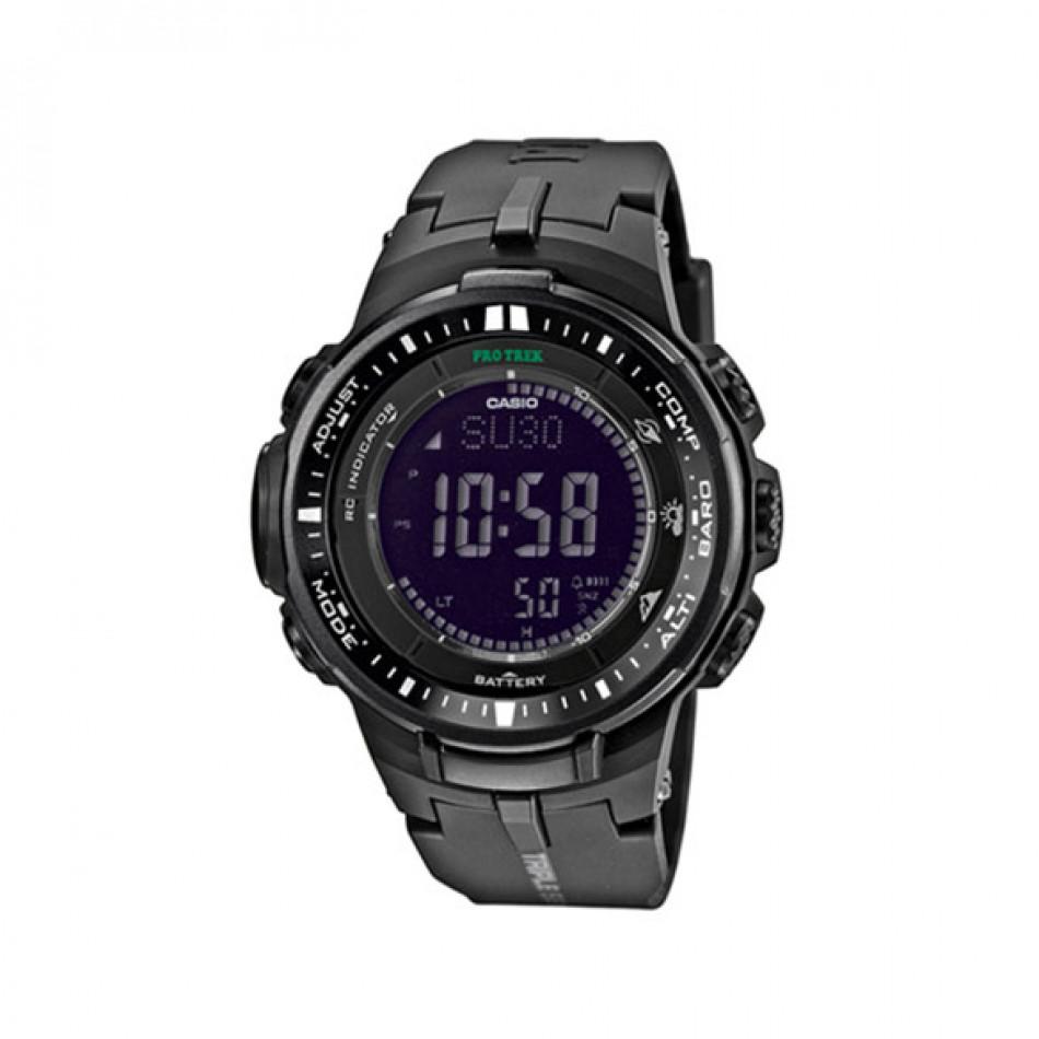 Ανδρικό ρολόι CASIO Pro Trek PRW-3000-1AER PRW30001AER