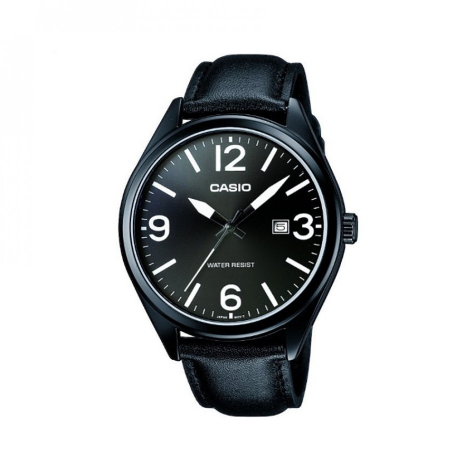 Ανδρικό ρολόι CASIO Collection MTP-1342L-1B1EF MTP1342L1B1EF