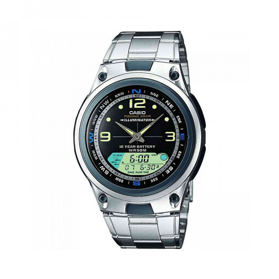 Ανδρικό ρολόι CASIO Collection AW-82D-1AVES AW82D1AVES