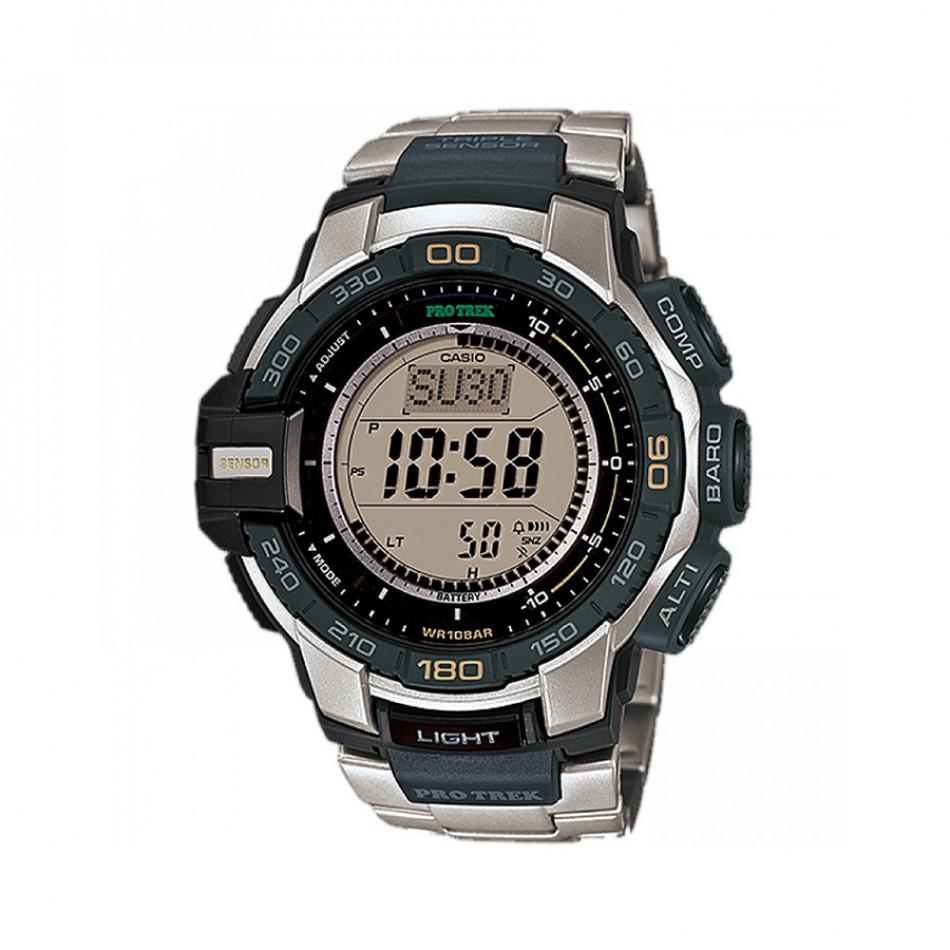 Ανδρικό ρολόι CASIO Pro Trek PRG-270D-7ER PRG270D7ER