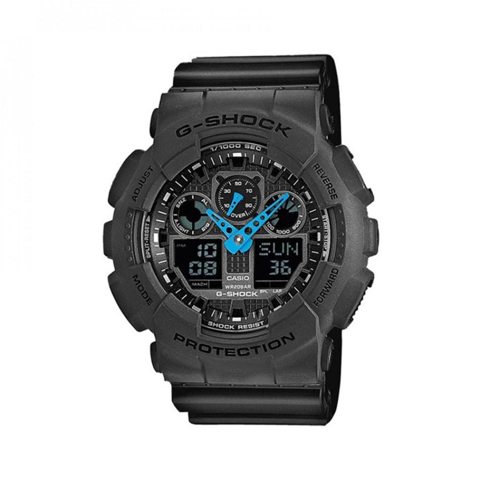 Ανδρικό ρολόι CASIO G-shock GA-100C-8AER GA100C8AER