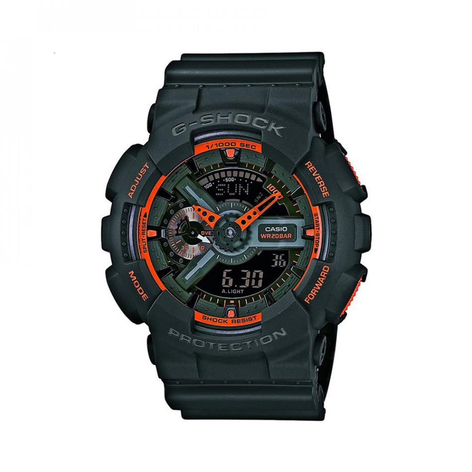 Ανδρικό ρολόι CASIO G-shock GA-110TS-1A4ER GA110TS1A4ER