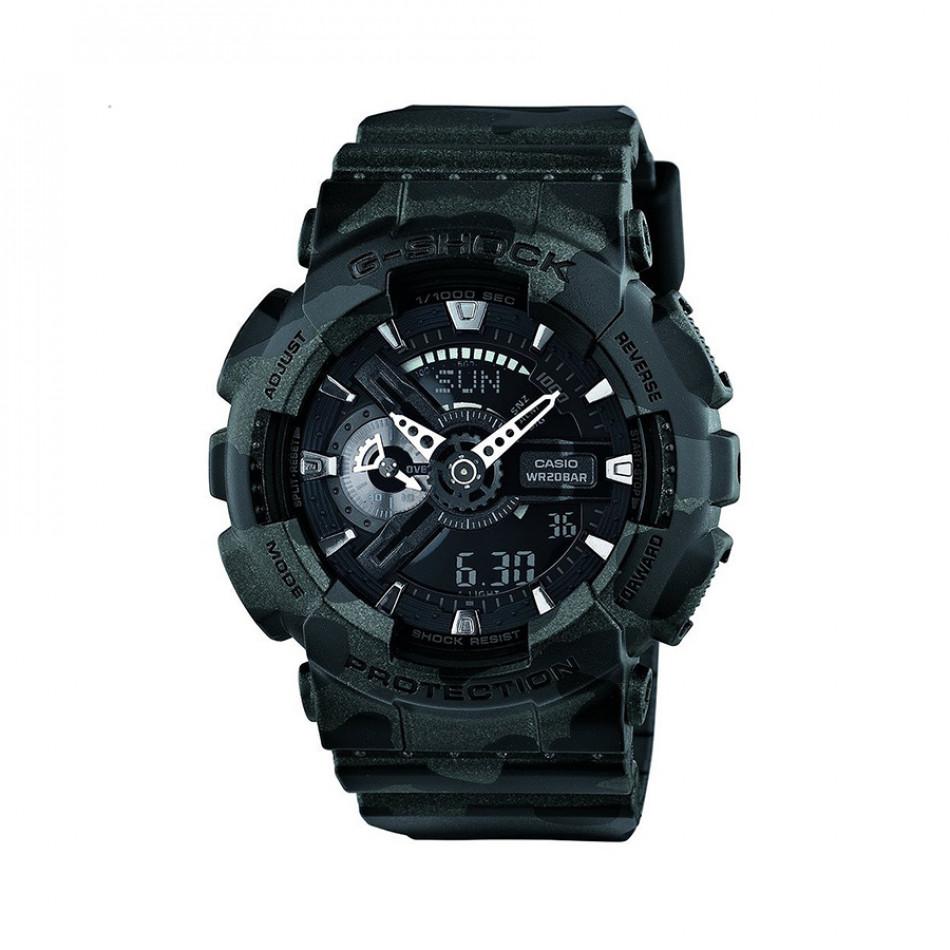 Ανδρικό ρολόι CASIO G-shock GA-110CM-1AER GA110CM1AER