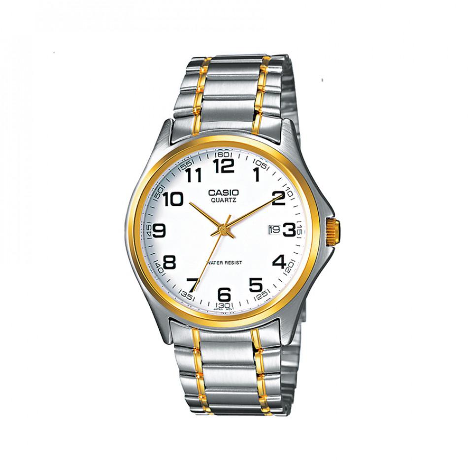 Ανδρικό ρολόι CASIO Collection MTP-1188PG-7BEF MTP1188PG7BEF