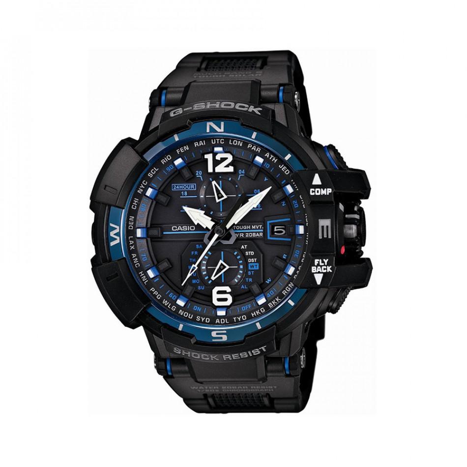 Ανδρικό ρολόι CASIO Gravitymaster G-shock GWA-1100FC-1AER GWA1100FC1AER
