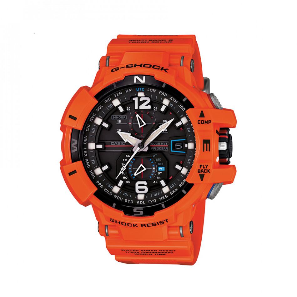 Ανδρικό ρολόι CASIO Gravitymaster G-shock GWA-1100R-4AER GWA1100R4AER