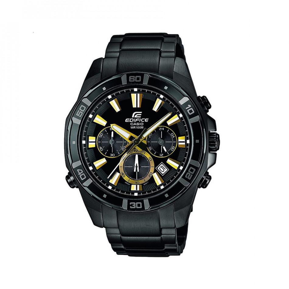 Ανδρικό ρολόι CASIO Edifice EFR-534BK-1AVEF EFR534BK1AVEF