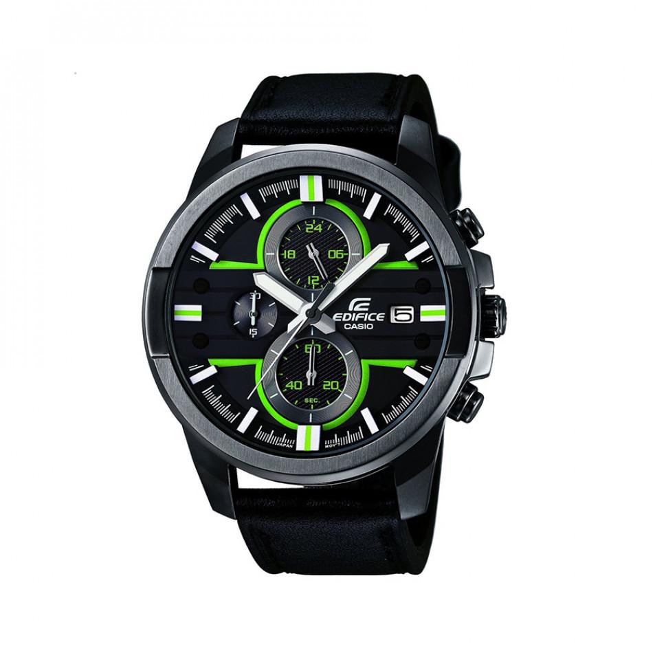 Ανδρικό ρολόι CASIO Edifice EFR-543BK-1A8VUEF EFR543BL1AVUEF