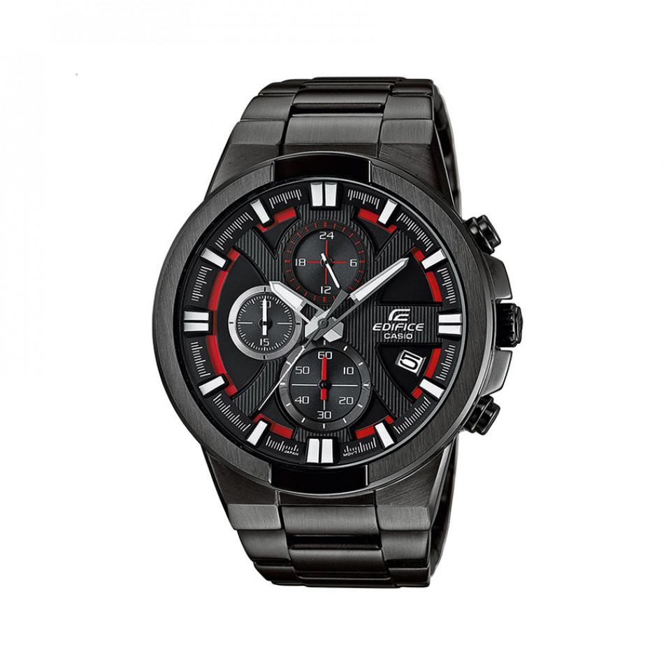 Ανδρικό ρολόι CASIO Edifice EFR-544BK-1A4VUEF EFR544BK1A4VUEF