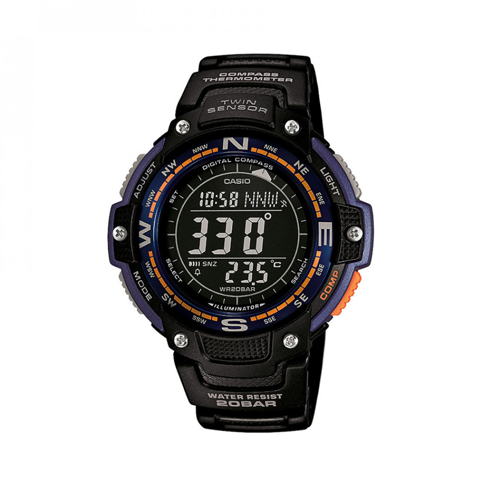 Ανδρικό ρολόι CASIO Outdoor Collection SGW-100-2BER SGW1002BER