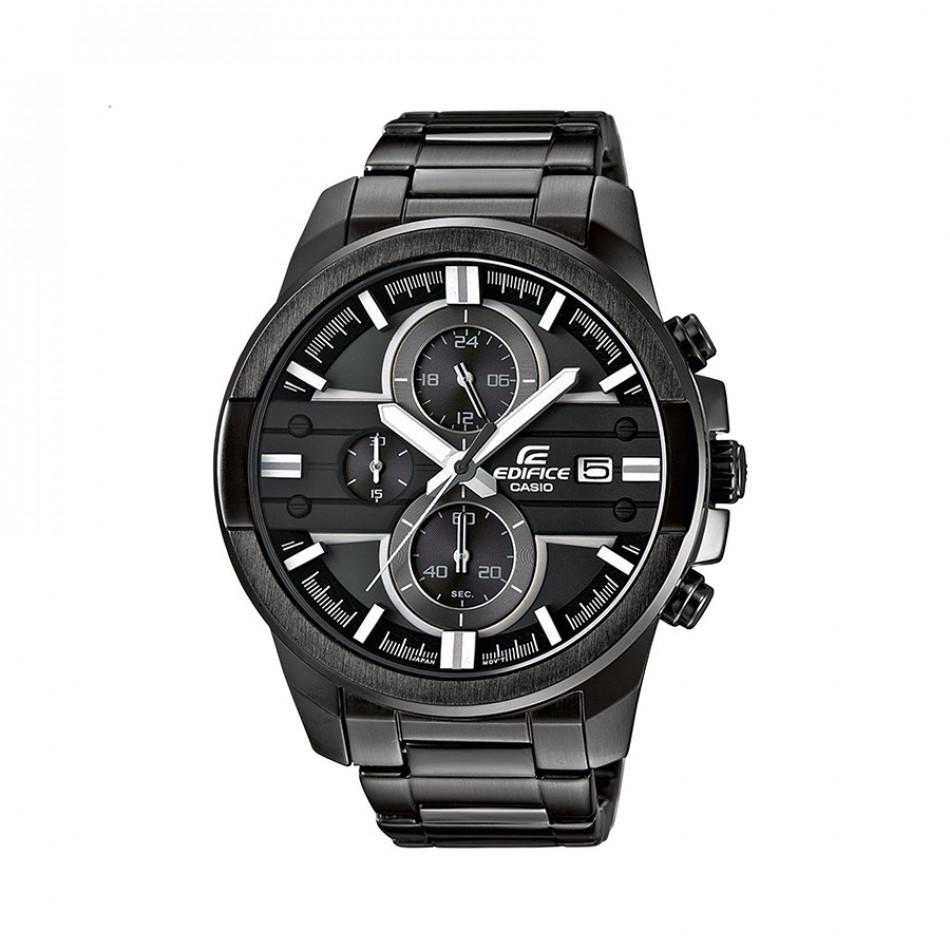 Ανδρικό ρολόι CASIO Edifice EFR-543BK1A-8VUEF EFR543BK1A8VUEF