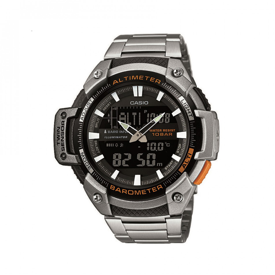 Ανδρικό ρολόι CASIO Outdoor Collection SGW-1000-1AER SGW10001AER