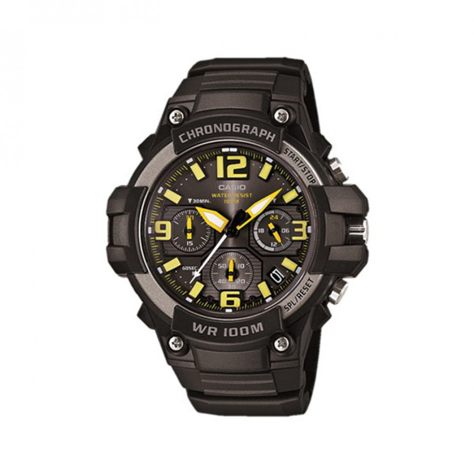 Ανδρικό ρολόι CASIO Collection MCW-100H-9AVEF MCW100H9AVEF