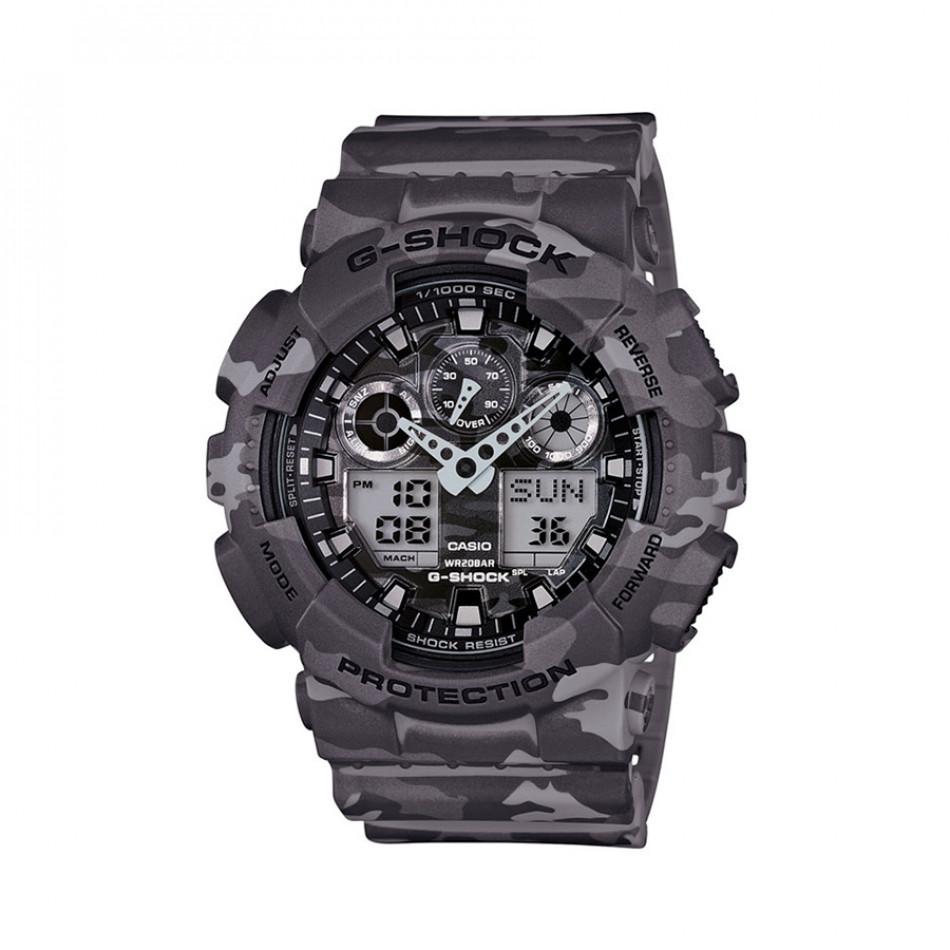 Ανδρικό ρολόι CASIO G-shock GA-100CM-8AER GA100CM8AER
