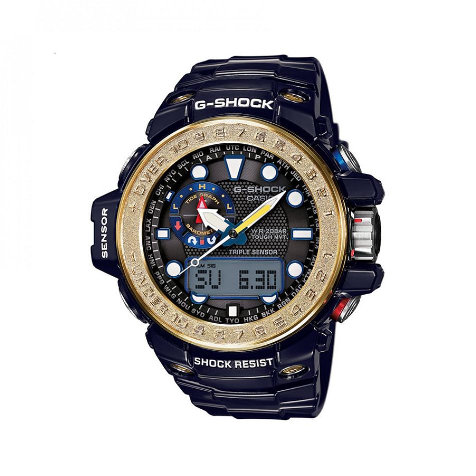 Ανδρικό ρολόι CASIO Gulfmaster G-shock GWN-1000F-2AER GWN1000F2AER