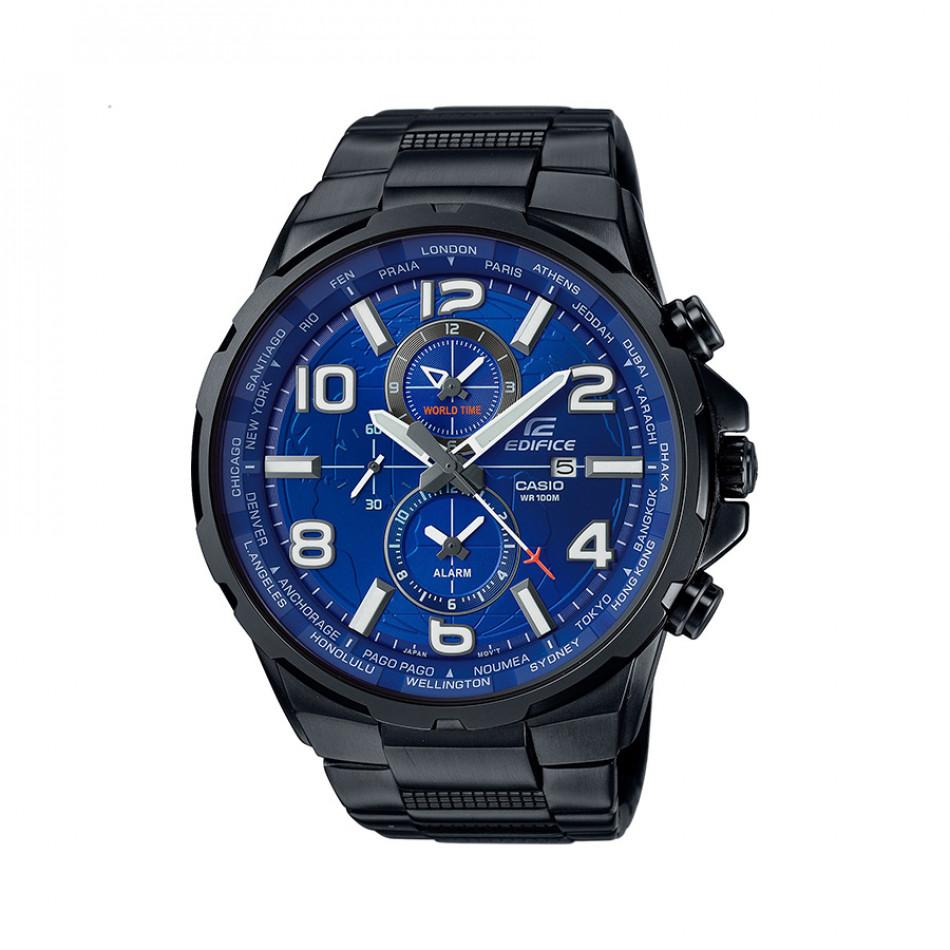Ανδρικό ρολόι CASIO Edifice EFR-302BK-2AVUEF EFR302BK2AVUEF