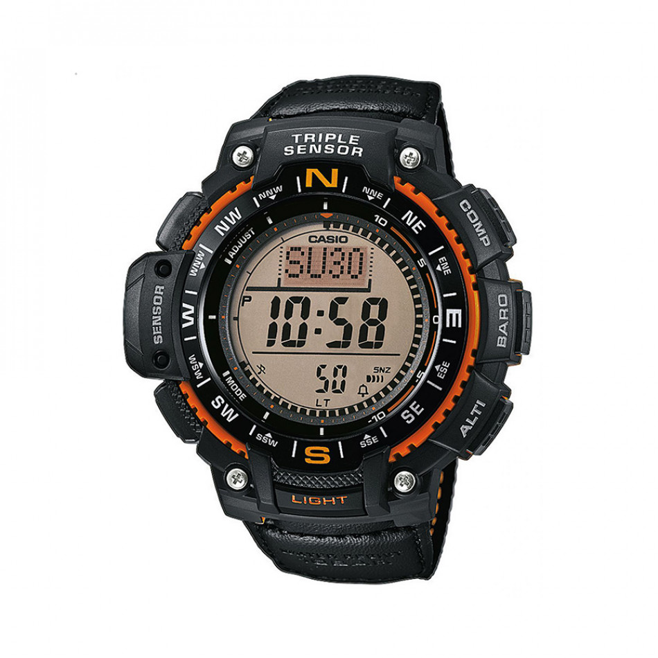 Ανδρικό ρολόι CASIO Outdoor Collection SGW-1000B-4AER SGW1000B4AER