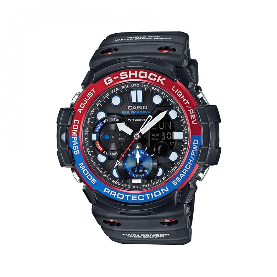 Ανδρικό ρολόι CASIO Gulfmaster G-shock GN-1000-1AER GN10001AER