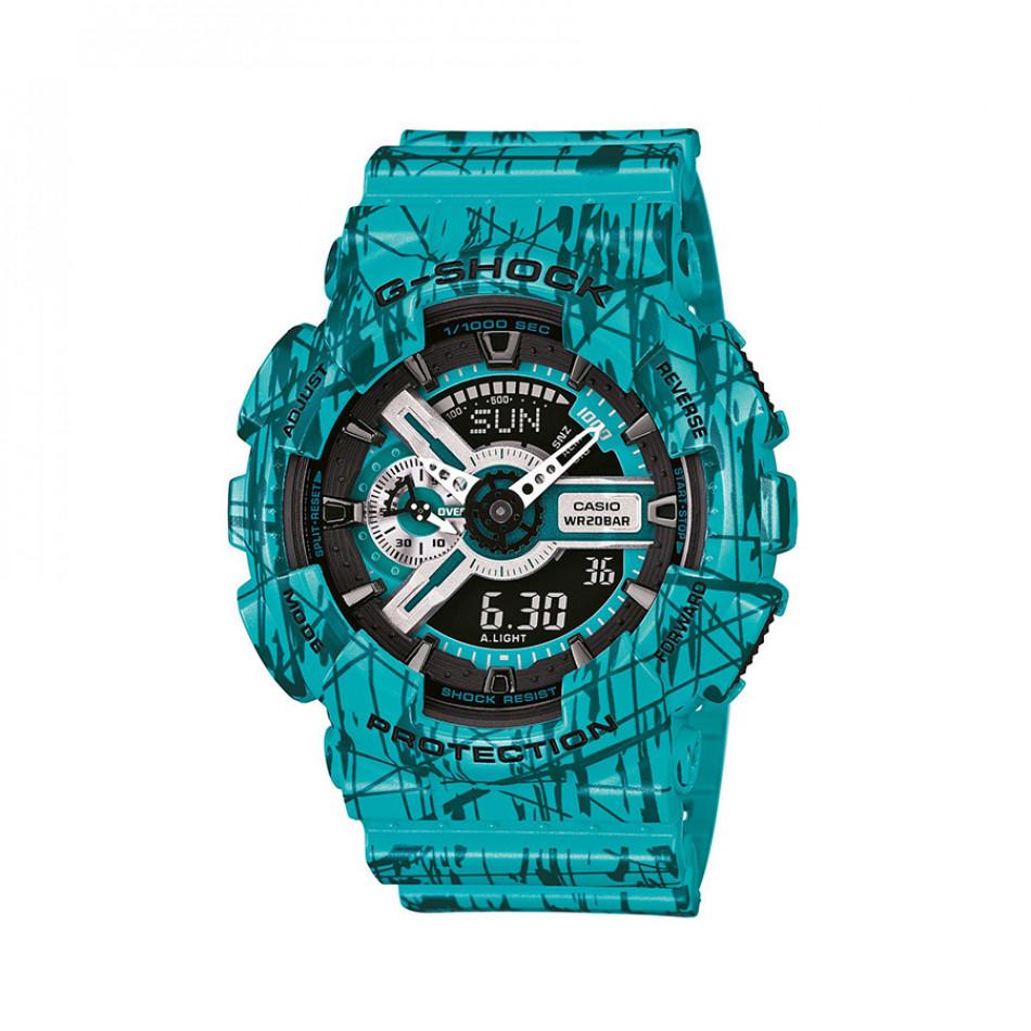 Ανδρικό ρολόι CASIO G-Shock GA-110SL-3AER GA110SL3AER