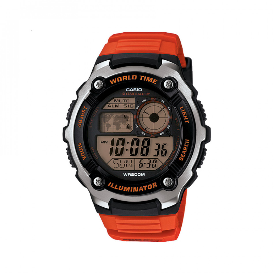 Ανδρικό ρολόι CASIO Collection AE-2100W-4AVEF AE2100W4AVEF