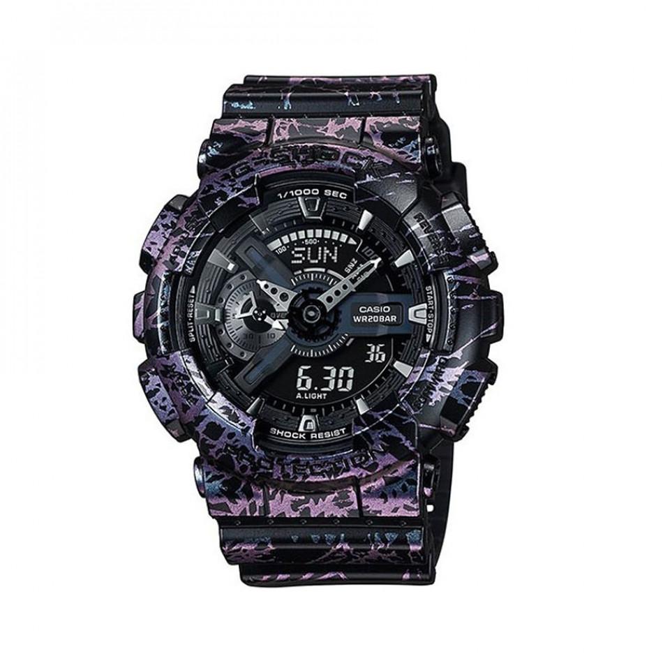 Ανδρικό ρολόι CASIO G-Shock GA-110PM-1AER GA110PM1AER