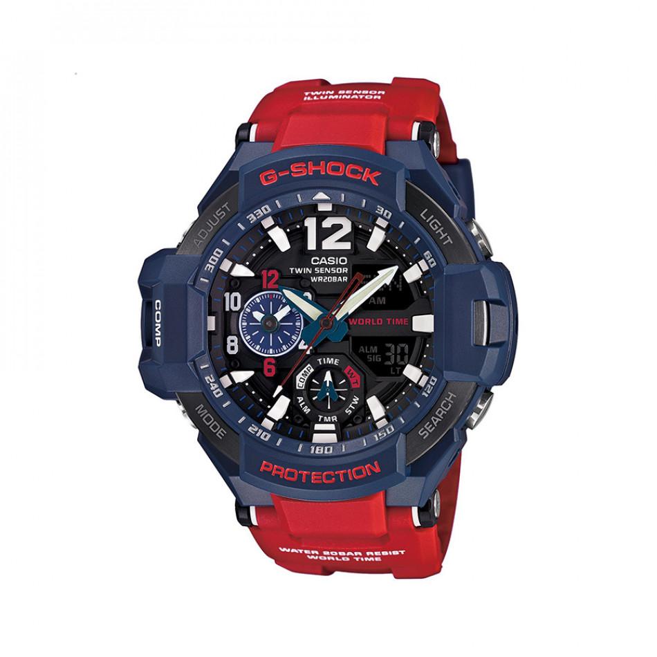 Ανδρικό ρολόι CASIO Gravitymaster G-shock GA-1100-2AER GA11002AER