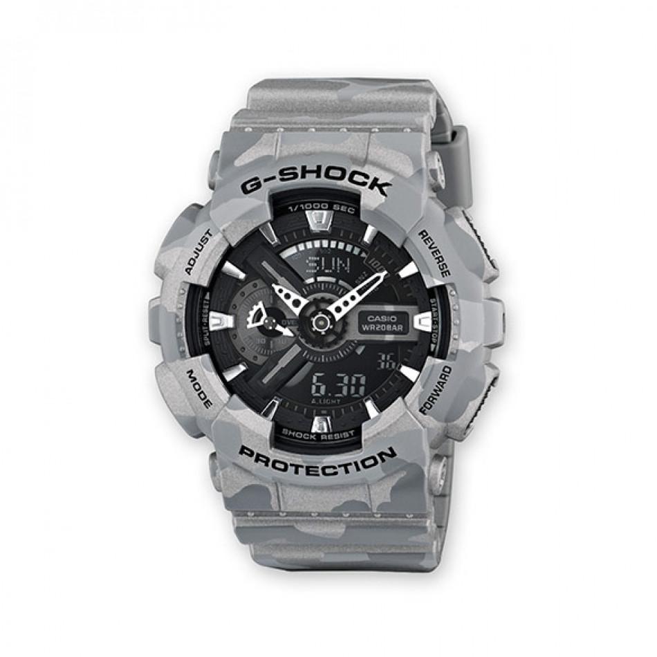 Ανδρικό ρολόι CASIO G-shock GA-110SL-8AER GA110SL8AER