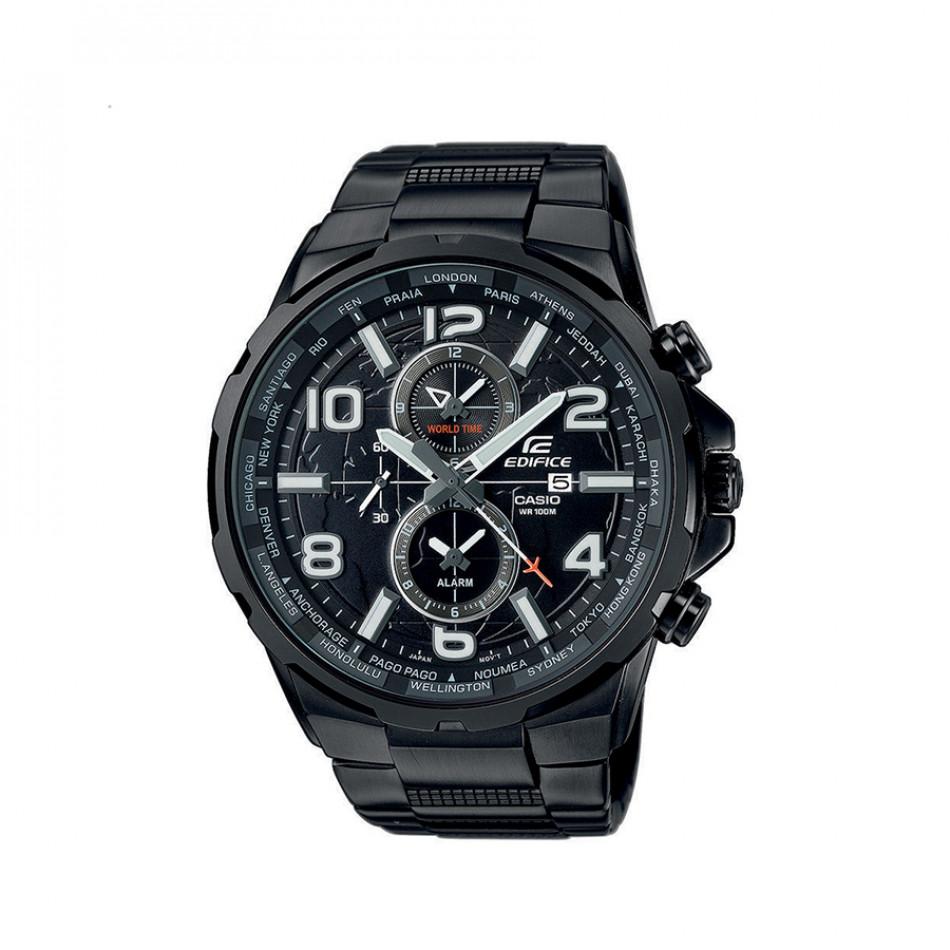 Ανδρικό ρολόι CASIO Edifice EFR-302BK-1AVUEF EFR302BK1AVUEF