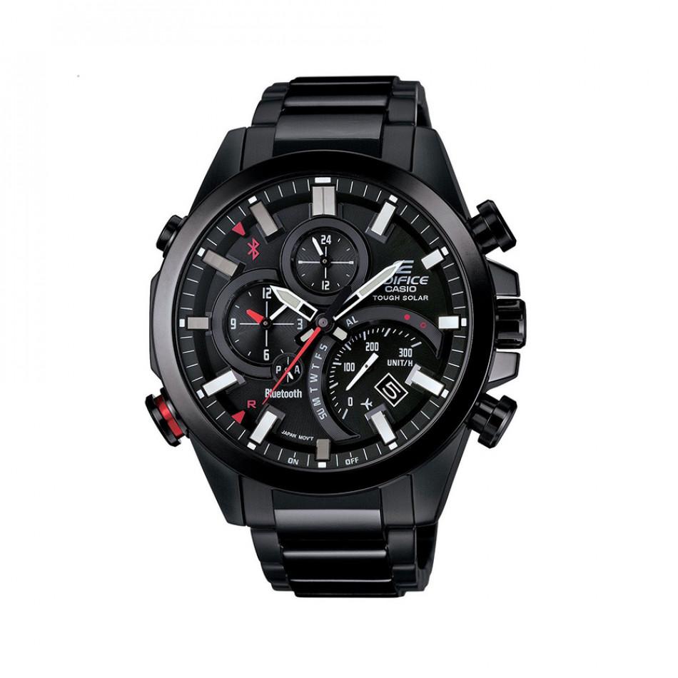 Ανδρικό ρολόι CASIO edifice ecb-500d-c1aer ECB500DC1AER