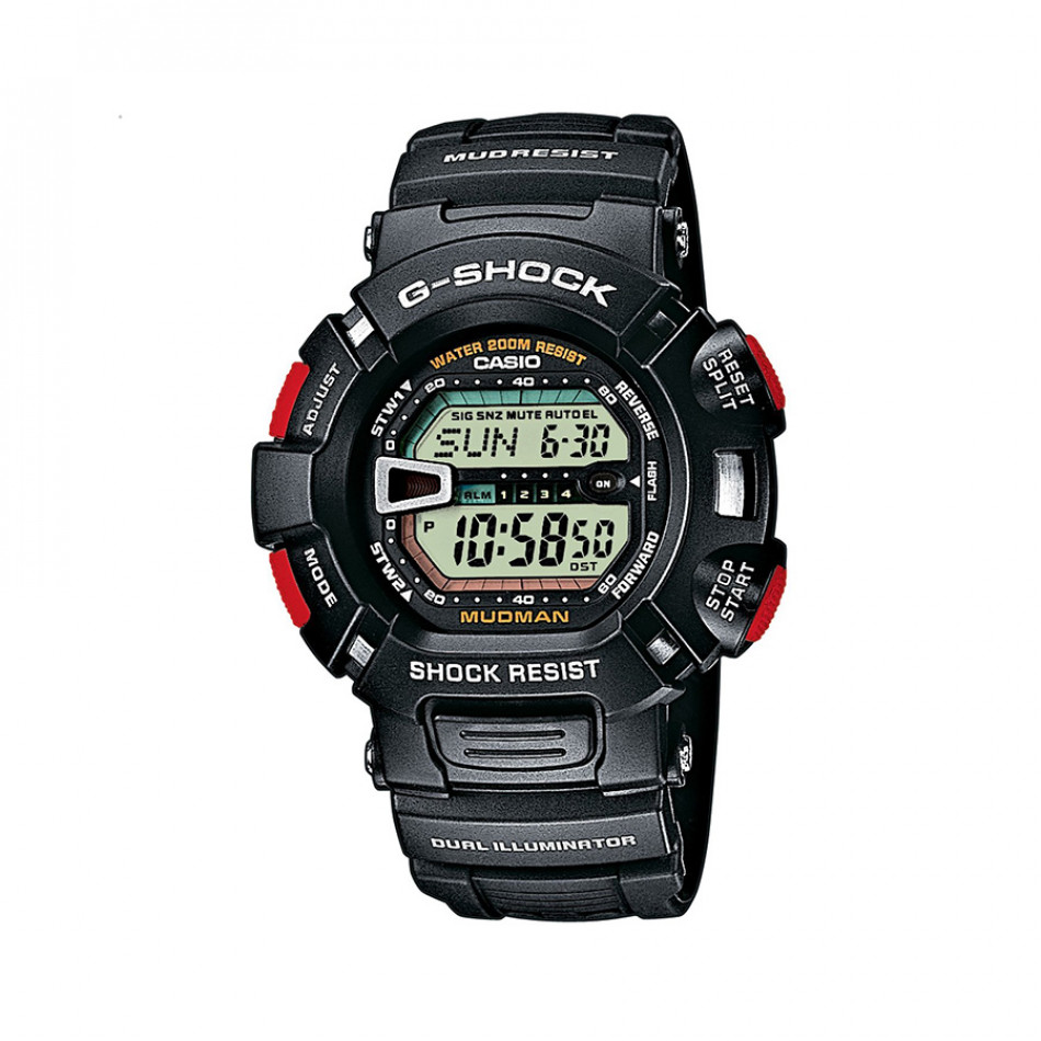 Ανδρικό ρολόι CASIO G-shock G-9000-1VER G90001VER