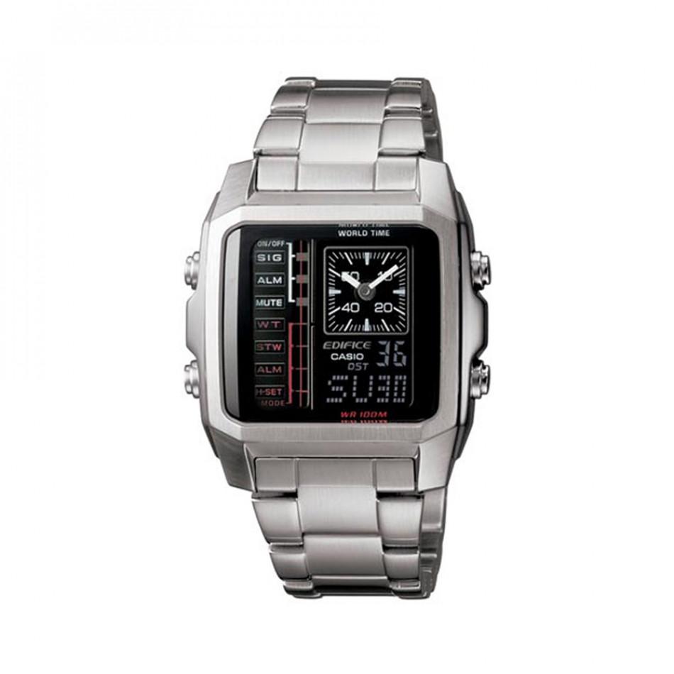 Ανδρικό ρολόι CASIO Edifice EFA-124D-1AVEF EFA124D1AVEF