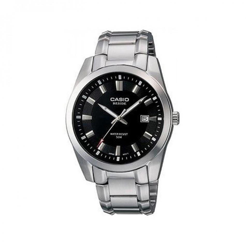 Ανδρικό ρολόι CASIO Collection BEM-116D-1AVEF BEM116D1AVEF