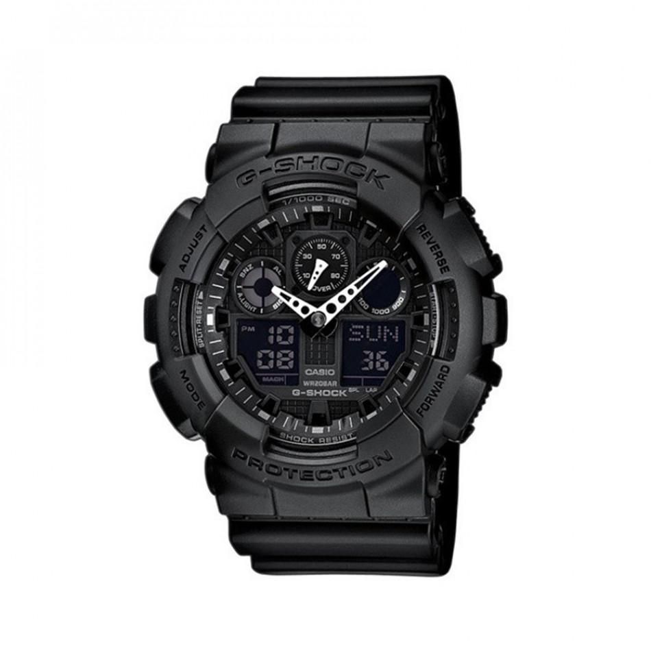 Ανδρικό ρολόι CASIO G-shock GA-100-1A1ER GA1001A1ER