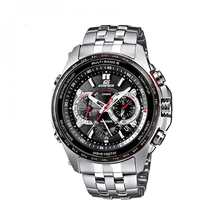 Ανδρικό ρολόι CASIO Edifice EQW-M710DB-1A1ER EQWM710DB1A1ER