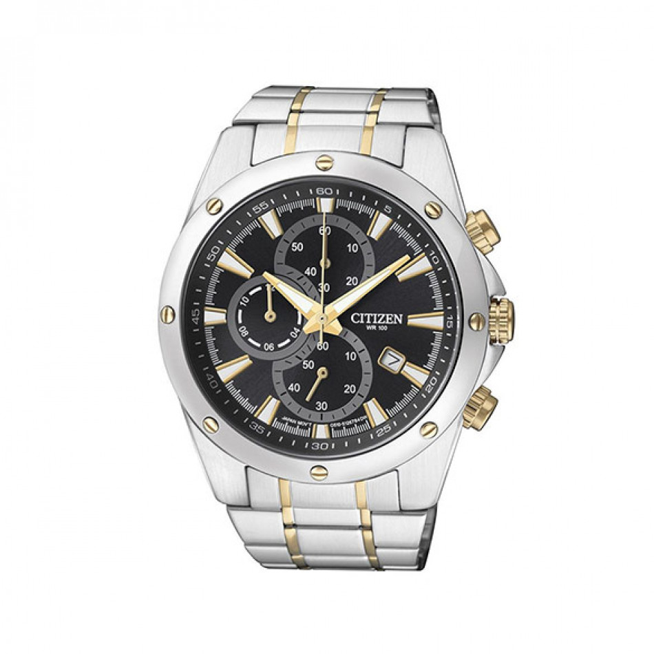 Ανδρικό ρολόι Citizen Chronograph cal 0510 AN3534 51E