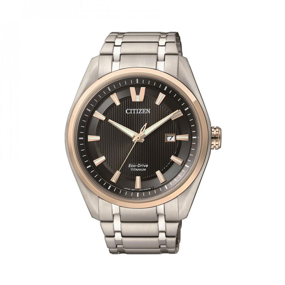 Ανδρικό ρολόι Citizen GTS Super titan  AW1244 56E