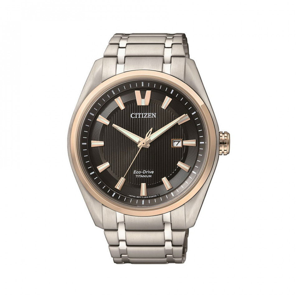 Ανδρικό ρολόι Citizen GTS Super titan  AW1244 56E