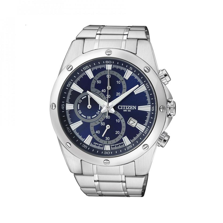 Ανδρικό ρολόι Citizen Chronograph cal 0510 AN3530 52L