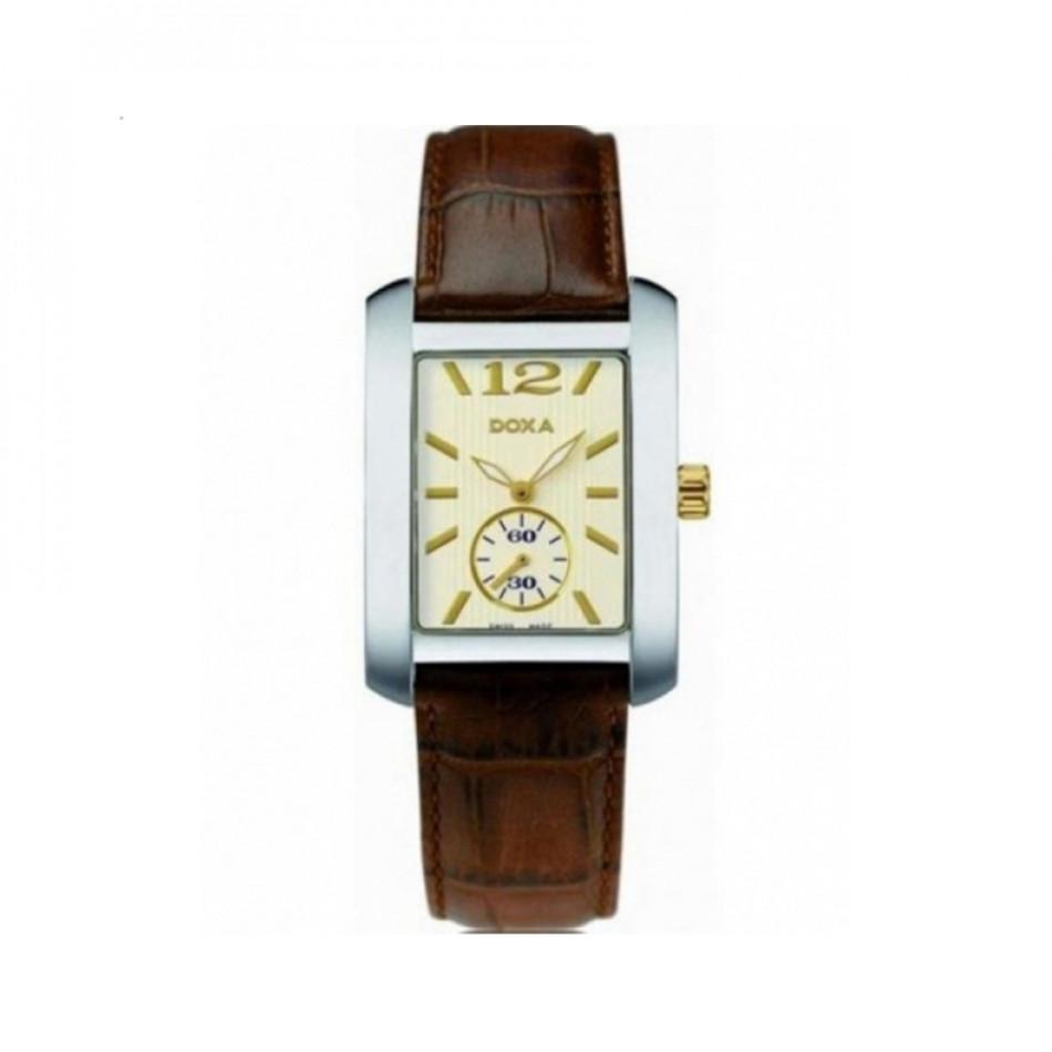 Ανδρικό ρολόι Doxa Grafic Square Quartz  2432003302