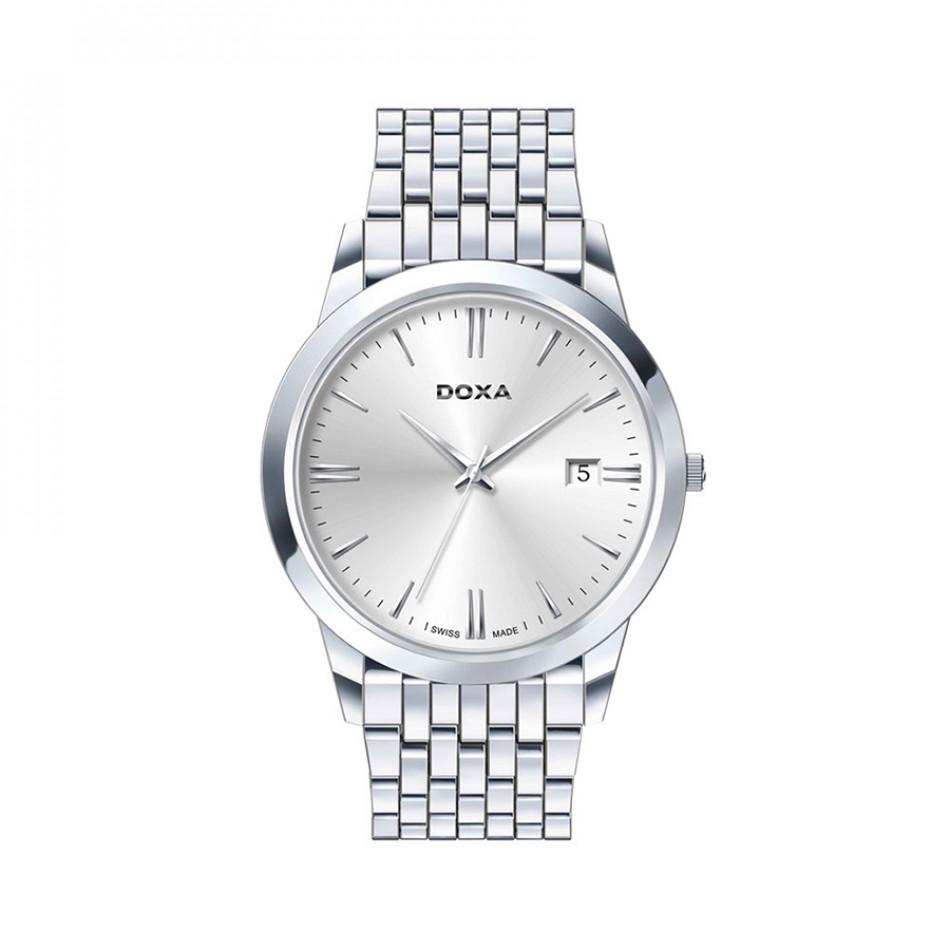 Ανδρικό ρολόι Doxa Classic Slim Line 2 Gent 1061002110 1061002110