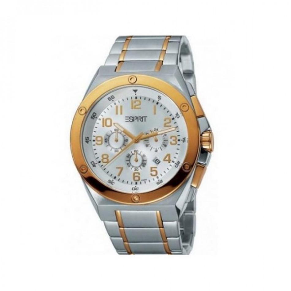 Ανδρικό ρολόι Esprit Chronograph ES101981006 ES101981006
