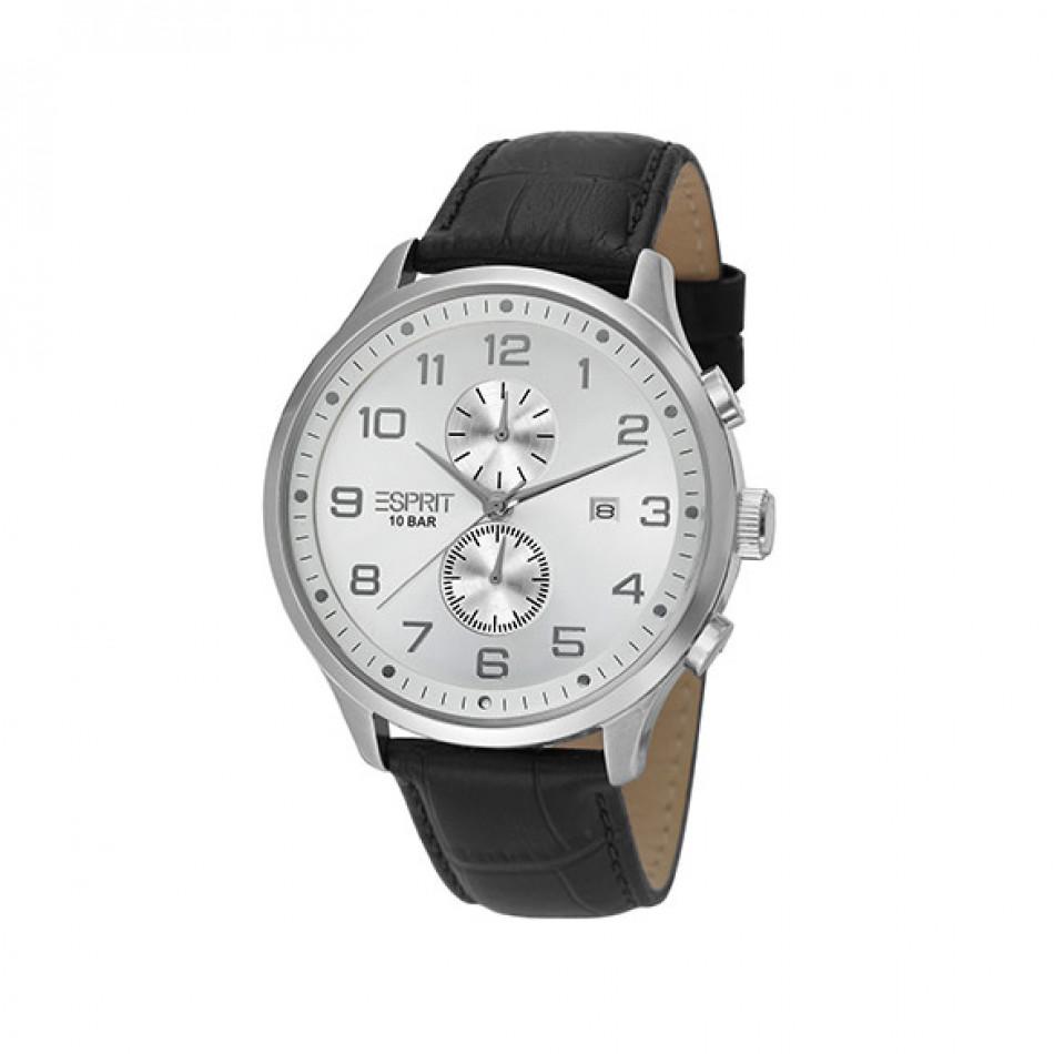 Ανδρικό ρολόι Esprit Esprit Analog White Dial ES105581002 ES105581002
