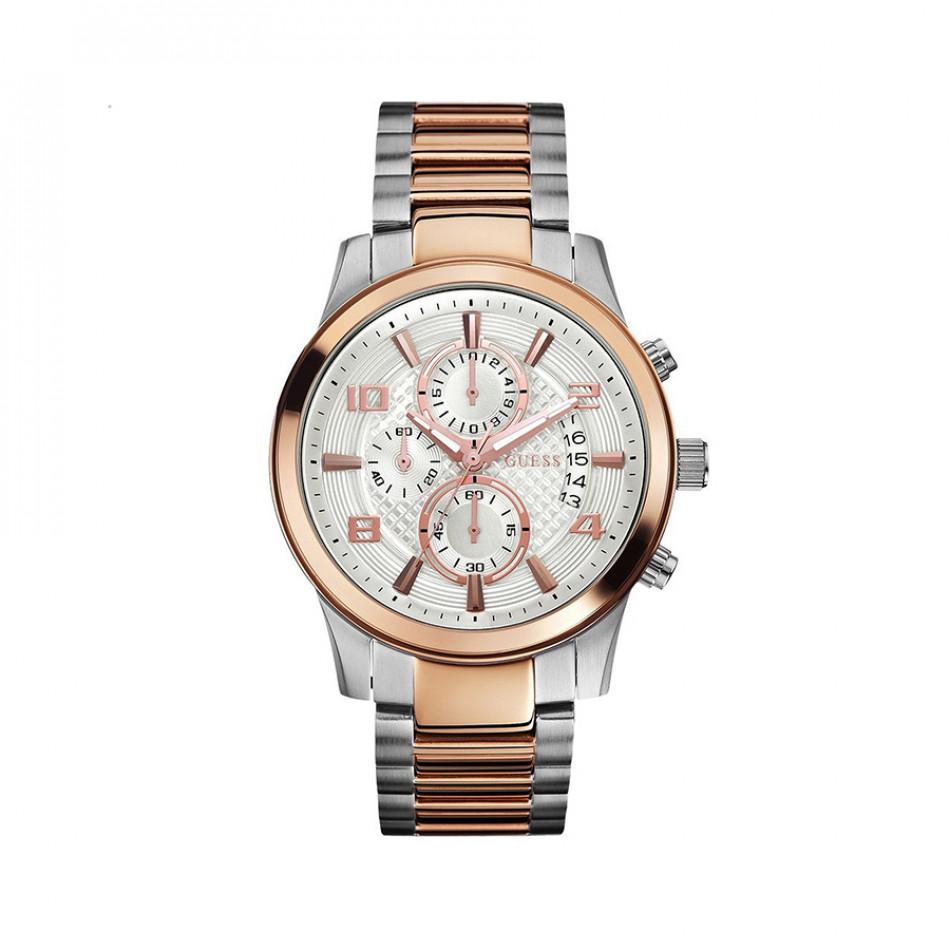 Ανδρικό ρολόι Guess Two-Toned EXEC CHRONOGRAPH W0075G2 W0075G2