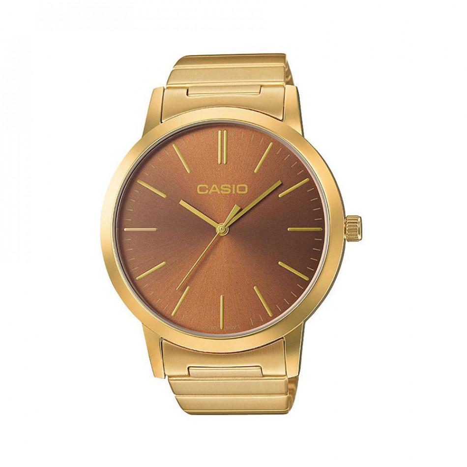 Ανδρικό ρολόι CASIO Collection LTP-E118G-5AEF LTPE118G5AEF