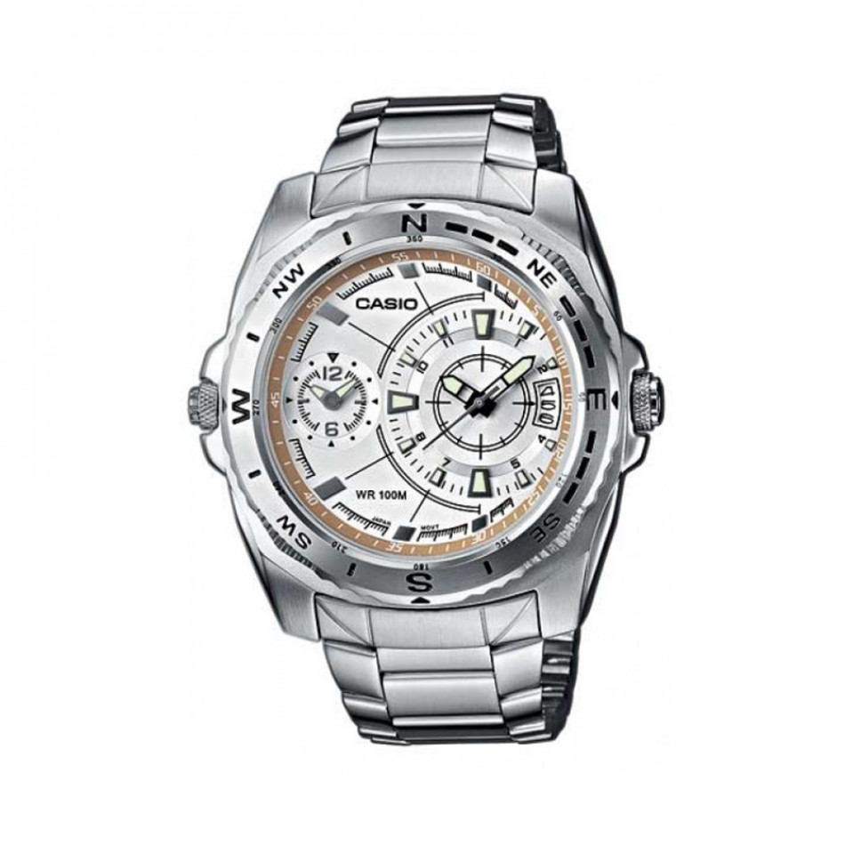 Ανδρικό ρολόι CASIO collection amw-103d-7avef AMW103D7AVEF