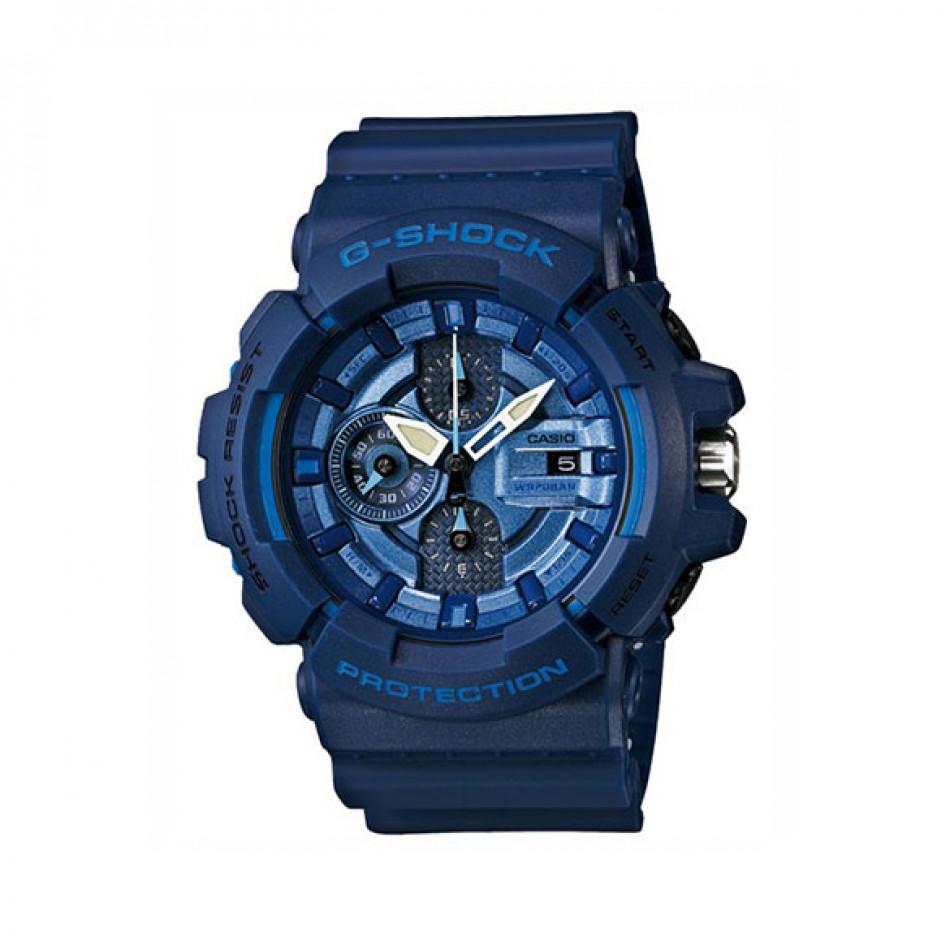 Ανδρικό ρολόι CASIO G-Shock GA-C100AC-2AER GAC100AC2AER