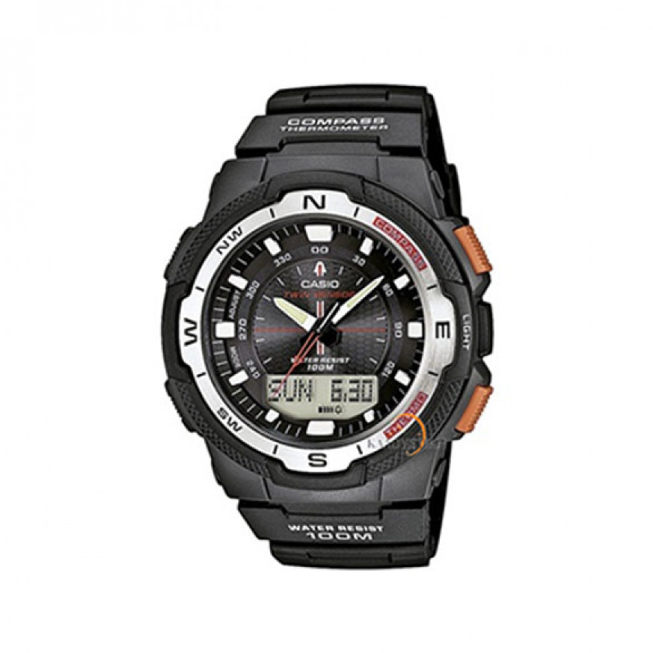 Ανδρικό ρολόι CASIO collection sgw-500h-1bver SGW500H1BVER